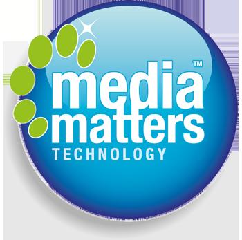 Media Matters Web Design